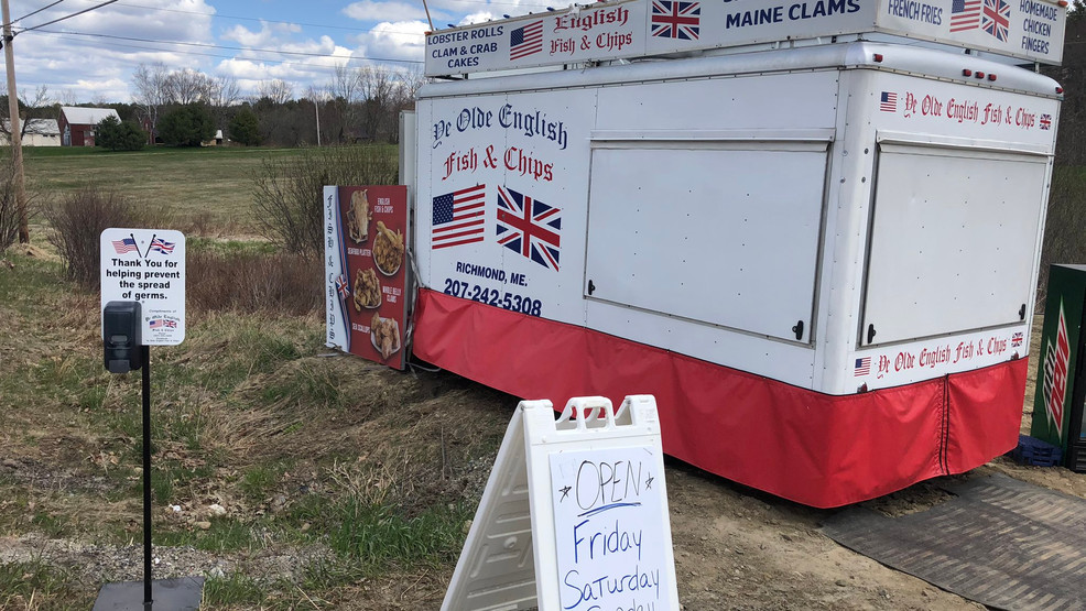 Maine food truck continues operations after complaints from other businesses