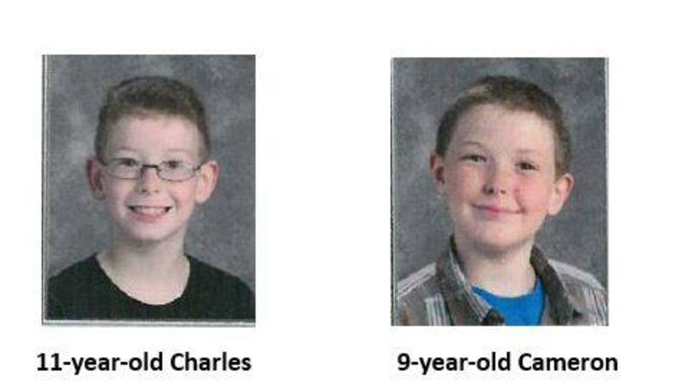 Berwick Police search for 2 missing boys | WGME