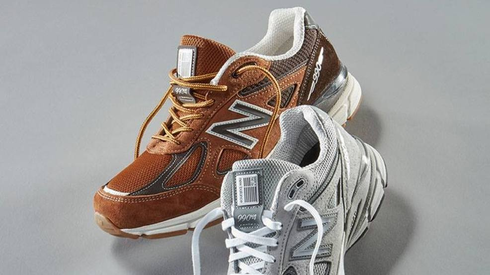 New Balance teams up with L.L. Bean for