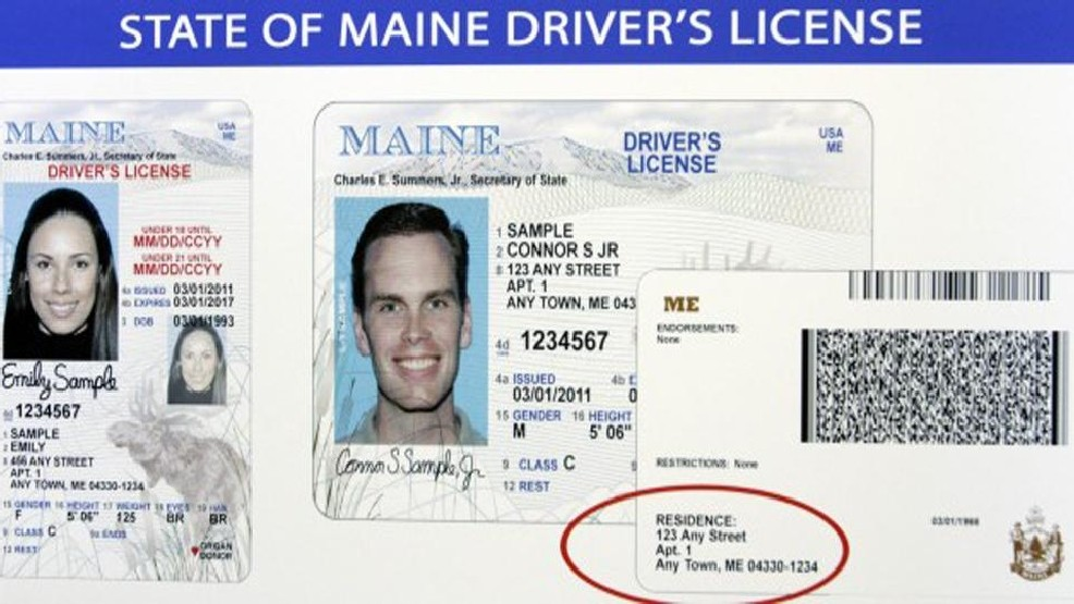 Bill Real Senate Approves Compliance Maine Id Wgme