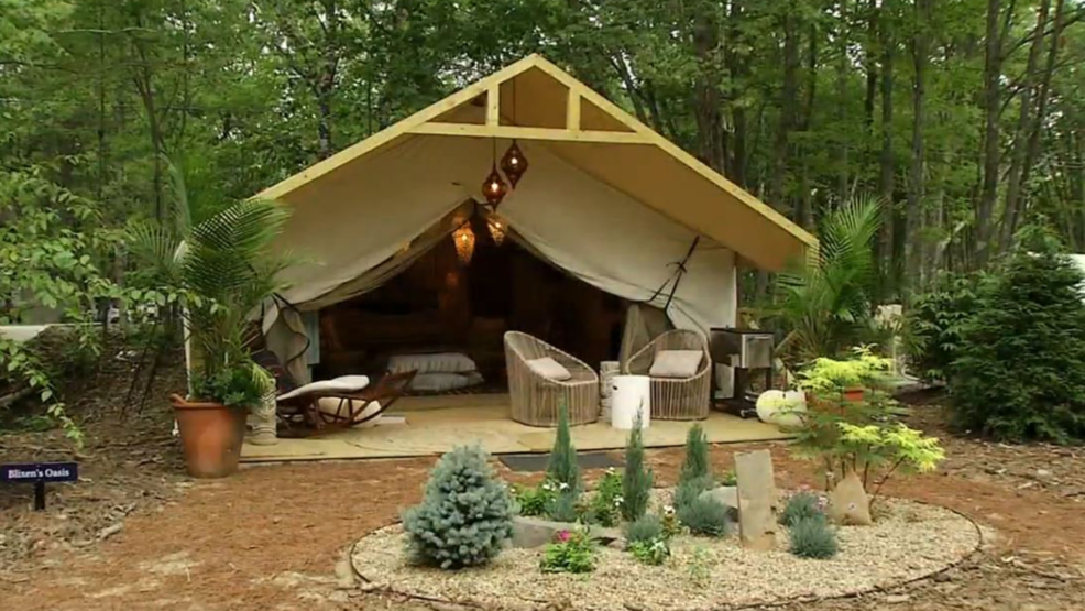 Maine State Parks >> New York Company Brings Glamping To Maine State Parks Wgme