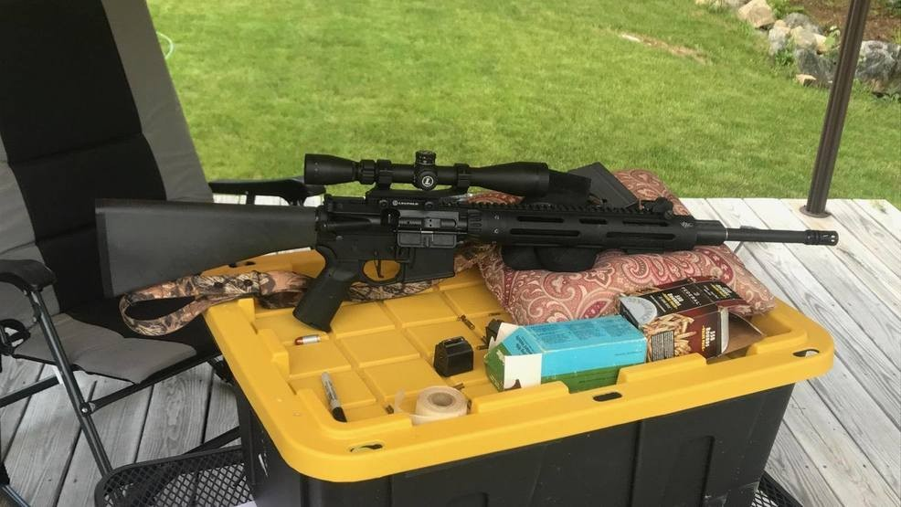 Maine gun owner offers reward for info on stolen rifles, ammo | WGME