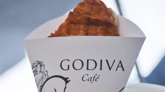 Godiva moves beyond chocolate to open 2,000 cafes | WGME