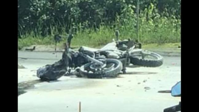 Update: State Police ID motorcyclist killed in Turner wreck | WGME
