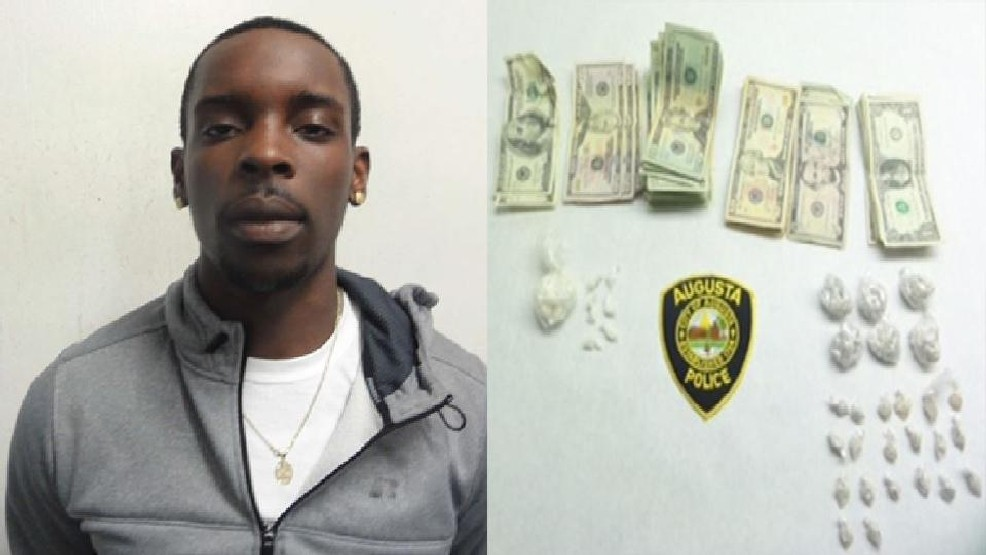 Augusta Police charge New York City man with drug trafficking | WGME