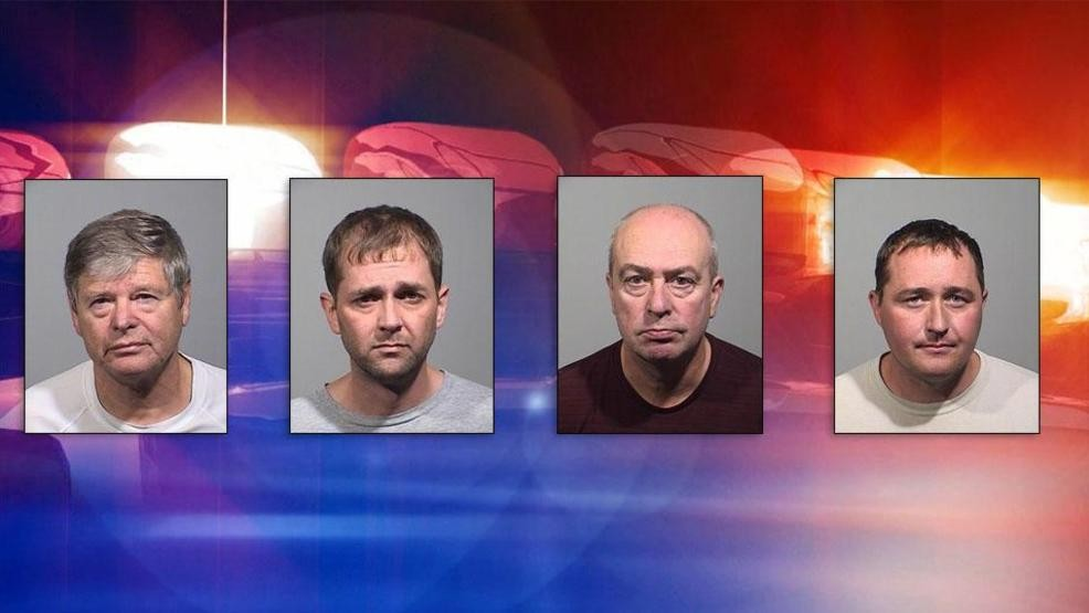 Four Charged In Prostitution Sting At South Portland Hotel