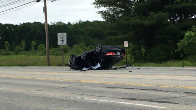 Route 1 in Saco reopen after morning crash | WGME