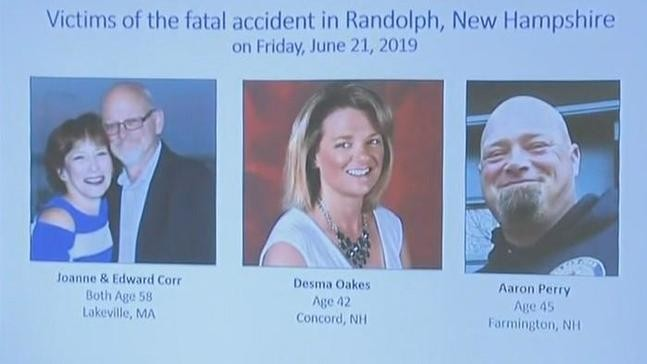7 motorcyclist victims in horrific NH crash identified | WGME