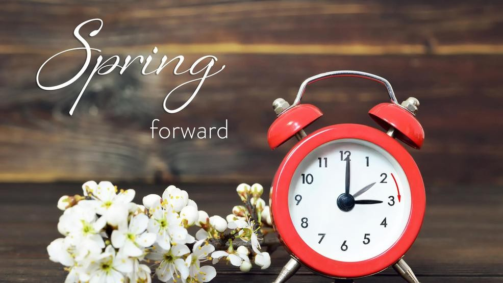 Remember to spring forward this weekend for Daylight Saving Time | WGME
