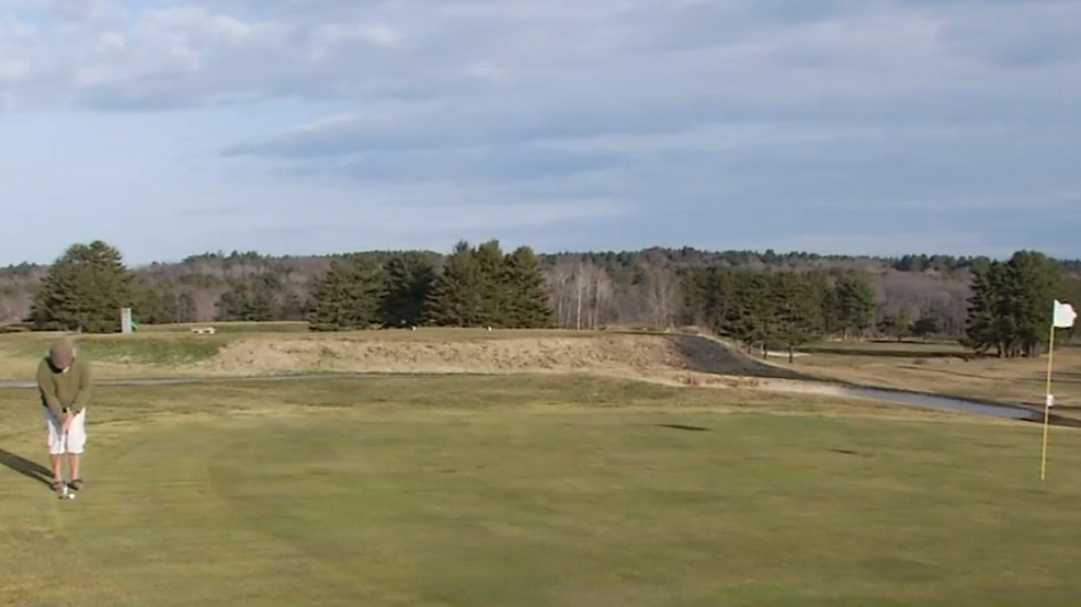 Maine Golf Courses Prepare To Open Under New Restrictions Wgme