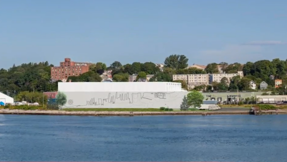Portland Approves Multi Million Dollar Cold Storage Facility On Waterfront Wgme